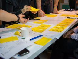 Homepage - Design Sprints and Innovation Workshop 9
