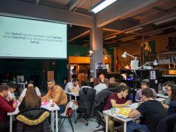 Homepage - Design Sprints and Innovation Workshop 10