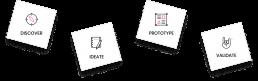 Homepage - Design Sprints and Innovation Workshop 1